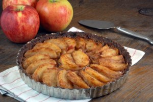 Paleo Apple Tart